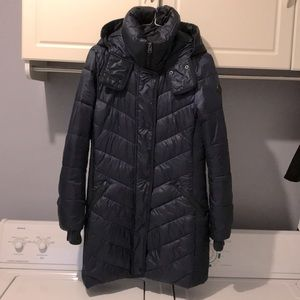 Abercrombie & Fitch puffer winter jacket